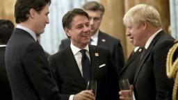 V Londýne sa koná summit NATO, Slovensko zastupuje Čaputová