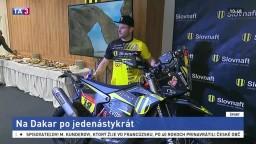 Motocyklista Š. Svitko o januárovej Rely Dakar