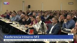 Na konferencii trénerov SFZ diskutovali aj o trendoch futbalu