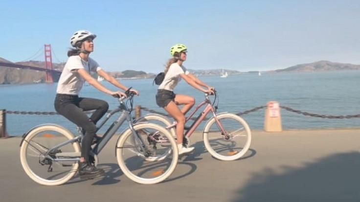 Elektrický bicykel Amsterdam sa zameriava na zdravie a kondíciu