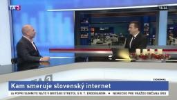 HOSŤ V ŠTÚDIU:  B. Crawford o tom, kam smeruje slovenský internet