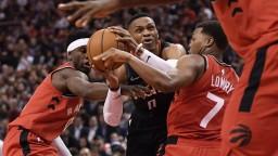 NBA: Westbrook skvelým výkonom zariadil výhru Houstonu
