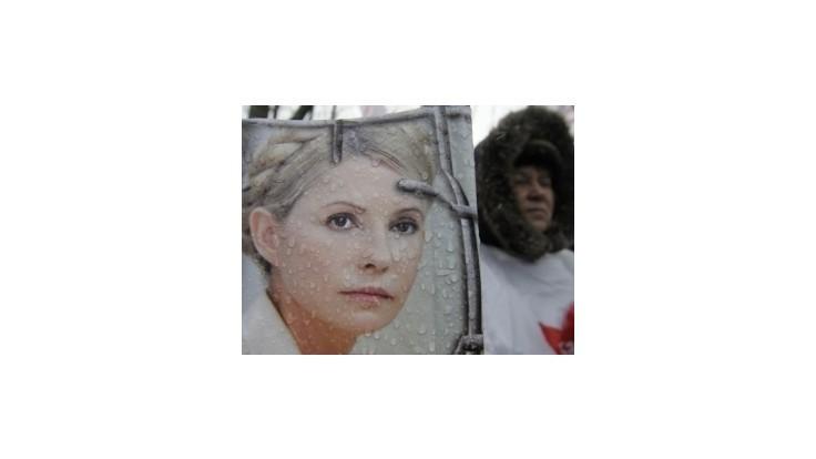 Proces s Tymošenkovou zase odložili, videospojenie neprešlo