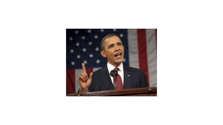 """Obama varoval pred ekonomickým """"protivetrom"""", euro podľa neho prežije"""
