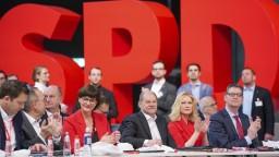 M. Weiser o zjazde SPD, ktorý sa koná v Berlíne