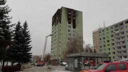 Bytový dom je odsúdený na zánik, objavilo sa video výbuchu
