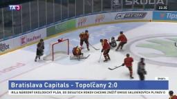 Capitals v šlágri kola privítali lídra z Topoľčian