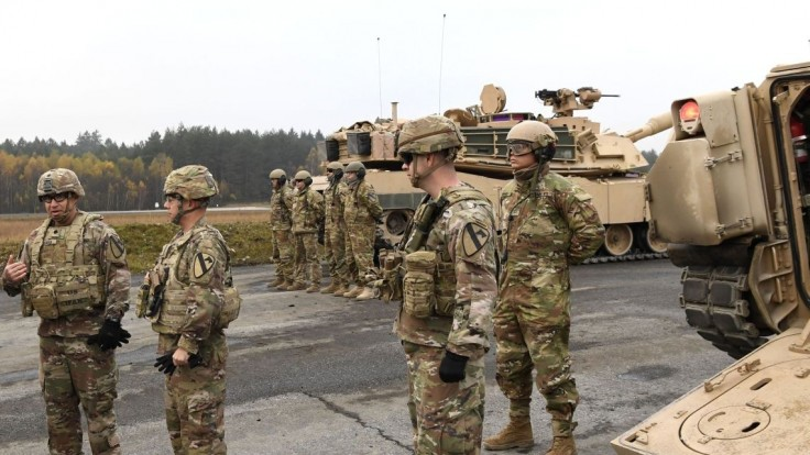 USA plánujú veľký presun, do Európy vyšlú desaťtisíce vojakov