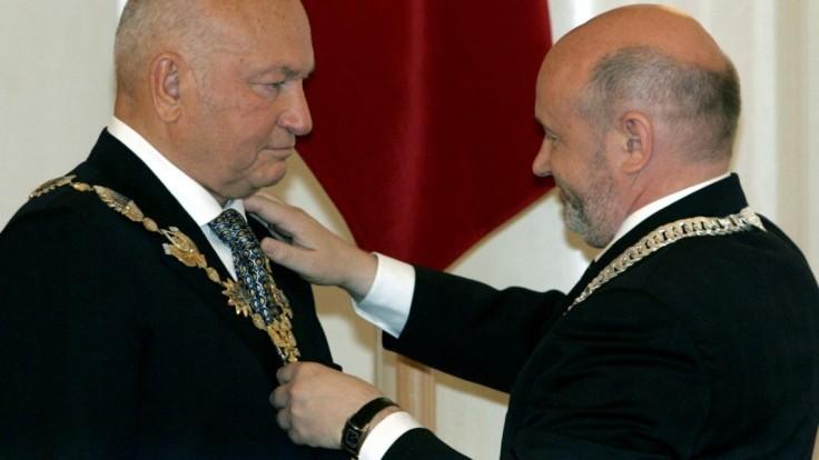 V zahraničí zomrel bývalý primátor Moskvy, riadil ju 18 rokov