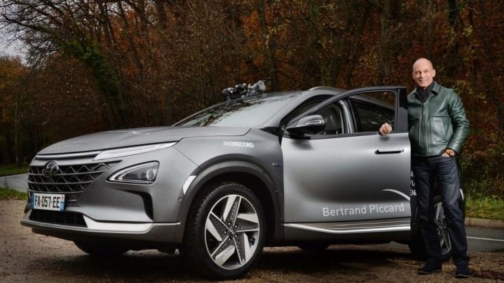 Hyundai Nexo vytvoril rekord v dojazde automobilu poháňaného vodíkom
