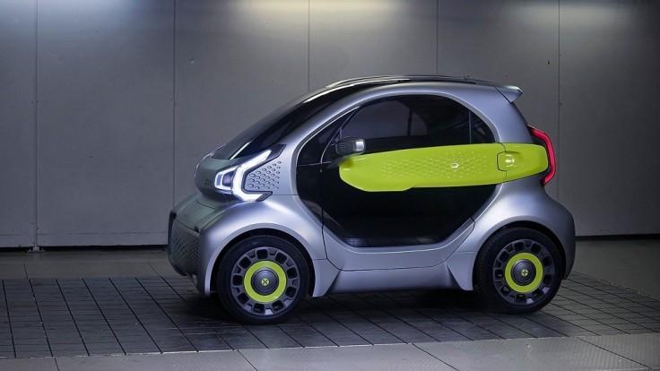 YoYo: 3D tlačený dvojmiestny elektromobil do mesta naberá reálnu podobu