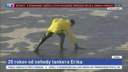 Tanker Erika havaroval pred dvoma desaťročiami. Spôsobil katastrofu