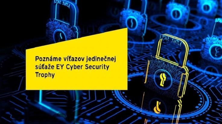 Súťaž EY Cyber Security Trophy pozná víťazov