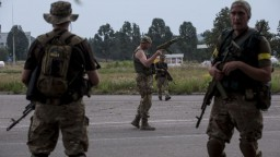 Ukrajina chce mierotvorcov v Donbase, rozhodne o tom Zelenskyj