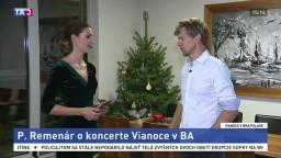 TA3 prinesie Vianoce v Bratislave, odznejú koledy aj operné árie