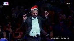Koncert Vianoce v Bratislave