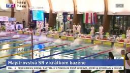 V Šamoríne súťažili o tituly naši najlepší plavci a plavkyne