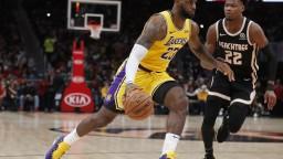 NBA: Siedme víťazstvo pre Lakers, Philadelphia padla v Brooklyne