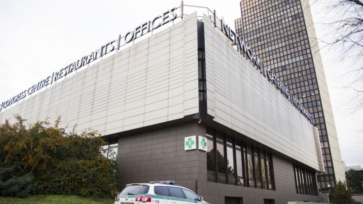 NAKA udrela v budove Technopolu, súvisí to s tunelovaním
