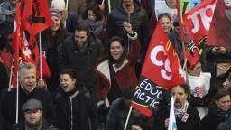A. Vrbovská o francúzskych protestoch proti dôchodkovej reforme