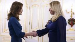 Čaputová prijala Kalavskej demisiu, rozumie dôvodom jej odchodu