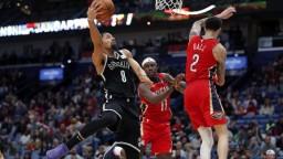 NBA: Nets uspeli v predĺžení, Pelicans majú najhoršiu bilanciu