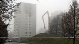 V Prešove opravujú byty, ktoré poškodila tlaková vlna