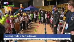 Športovú halu na Pasienkoch zaplnili deti, otestovali si schopnosti