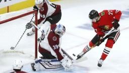 NHL: Colorado uspelo v Chicagu, predviedol sa český brankár