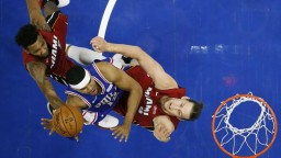 NBA: Philadelphia zažíva prvú prehru, nováčik prispel k triumfu