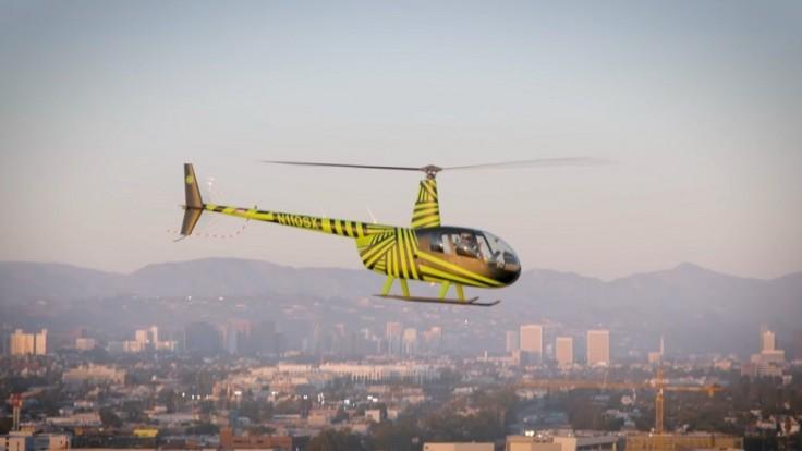 Upravená komerčná helikoptéra má za sebou prvý autonómny let