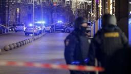 V centre Moskvy blízko sídla FSB sa strieľalo, útočníka zabili