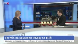 M. Sameková zo SKDP o blížiacom sa povinnom termíne spustenia eKasy