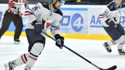 Hokejový Slovan pod Tatrami stratil vedenie, nestačil na Poprad