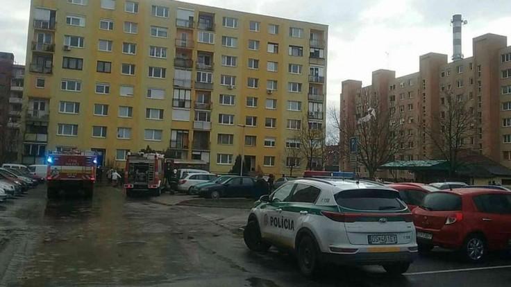 V Dunajskej Strede museli evakuovať 100 ľudí, unikol plyn