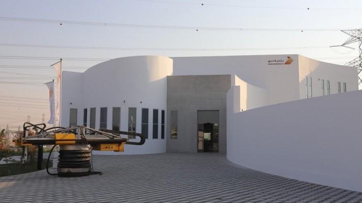 V Dubaji vyrástla najväčšia 3D tlačená budova na svete