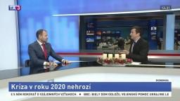HOSŤ V ŠTÚDIU: Analytik S. Pánis o prognóze na rok 2020