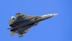 V Rusku sa zrútila moderná stíhačka, riadil ju civilný pilot