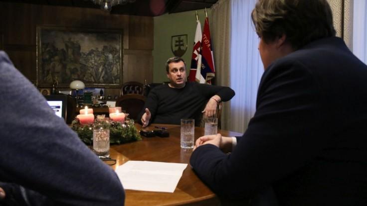 Zabudol, že premiér je aj vďaka mne, tvrdí Danko o Pellegrinim