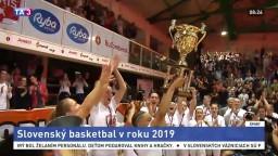 Aký bol slovenský basketbal v tomto roku?