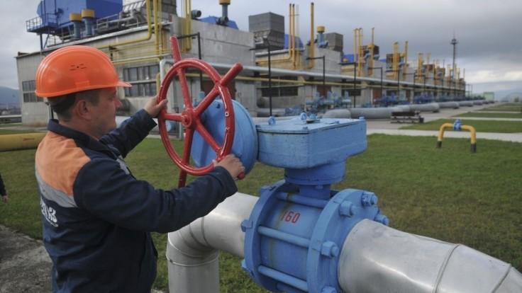Dohodu o tranzite plynu dosiahli, rokuje sa ešte o detailoch