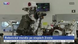 NASA predstavila nové kozmické vozidlo, pošle ho na Mars