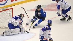 Slovákom sa v druhom zápase nedarilo, jediný gól dal Džugan