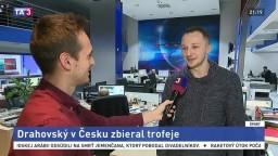 Futsalista T. Drahovský aj o vydarenom roku v drese Sparty Praha