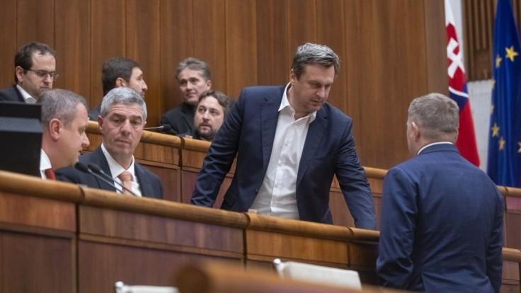 50-dňové moratórium som nechcel ja, ale Fico, tvrdí Danko