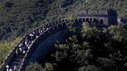 Veľký čínsky múr navštívia milióny turistov, neodradia ich ani legendy