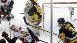NHL: Prehre Ottawy nezabránil ani prvý sezónny bod Jaroša