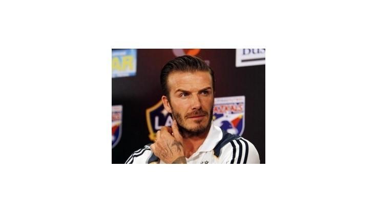 Real Madrid dal lekciu Beckhamovmu Galaxy