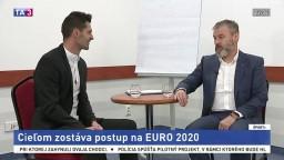 Tréner P. Hapal: Cieľom zostáva postup na EURO 2020
