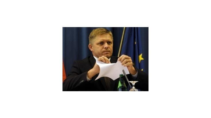 Fico: Žiadne dohody Smeru s opozíciou už neplatia